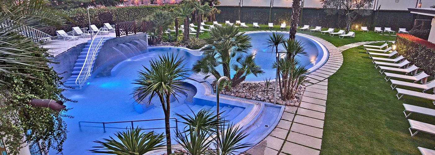 Day Spa Terme Per Un Giorno In Hotel Ad Abano Montegrotto Terme