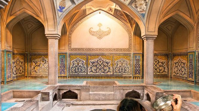 Spa magazine hammam - Effetti benefici del bagno turco ...