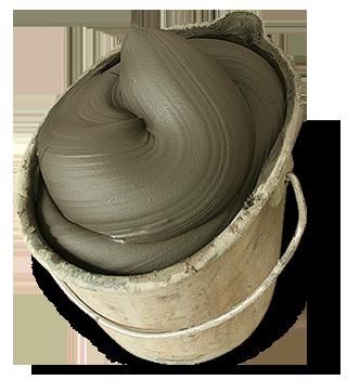 L 39 argilla termale del bacino euganeo for Disegni della stanza del fango
