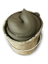 Fangoterapia, Terme e Salute. Argilla termale e acqua termale