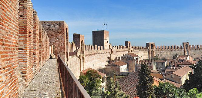 Die venetischen Mauerstädte: Cittadella